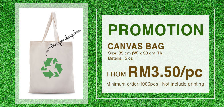 Promotion for Canvas Bag