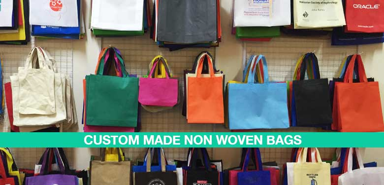 Custom Made Non Woven Bag Specialist