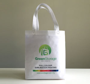 9aacf3ad3a1 A4 size Sublimation Non-Woven Bag (Ready Made)   Non woven bag(Eco ...